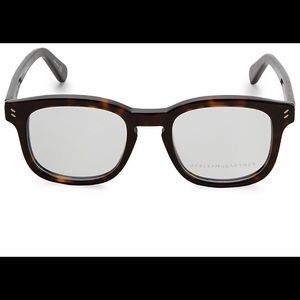 Stella McCartney 47mm Square Optical Frames. NWT